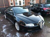 Alfa Romeo, GT, JTDm Coupe, 2006, 90k miles