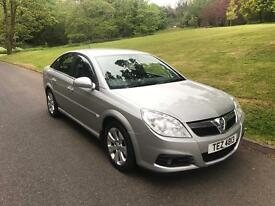 2008 VAUXHALL VECTRA EXCLUSIVE 1.8 PETROL FOR SALE!!