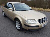 Volkswagen passat. 2002..diesel..great driving car. 139,000 miles. Long mot