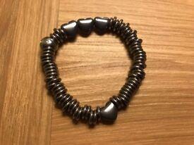 Links of London Black Rhodium Sweetie Bracelet NEW