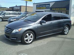 2012 Mercedes-Benz R-Class 350 BLUETEC DIESEL! NAV! NO ACCIDENTS