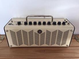 Yamaha thr10 guitar modelling amplifier