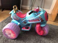 Frozen Motorised Trike