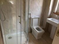 Very attractive spacious 2 bedroom 2nd floor flat 1 ensuite Full DG and gas CH EPC C Tax Band B