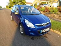 2009, Hyundai i20, 1.2, Manual, Cd Player, Four Door, Low Tax and Insurance, Looks Great all Round