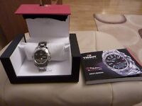 mens tissot touch II watch, very good condition