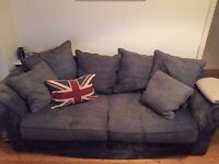 Bargain Large Sofa from Collins & Hayes - RPP £1,100 - will accept offers