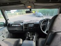 LAND ROVER DISCOVERY 300 TDI
