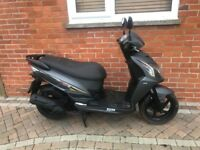 Sym jet 4 125cc 2016 scooter moped