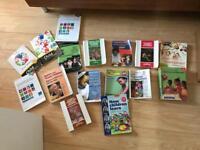 Child Development course books