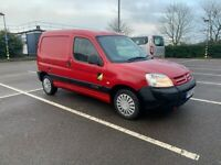 2007 CITROEN BERLINGO 1.4 PETROL / ULEZ EXEMPT / LONG MOT / 2 KEYS / VERY CLEAN VAN / ONLY £3250
