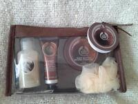 Body Shop Coconut Beauty Gift Bag