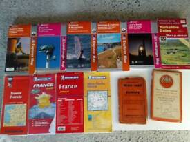 Selection of maps