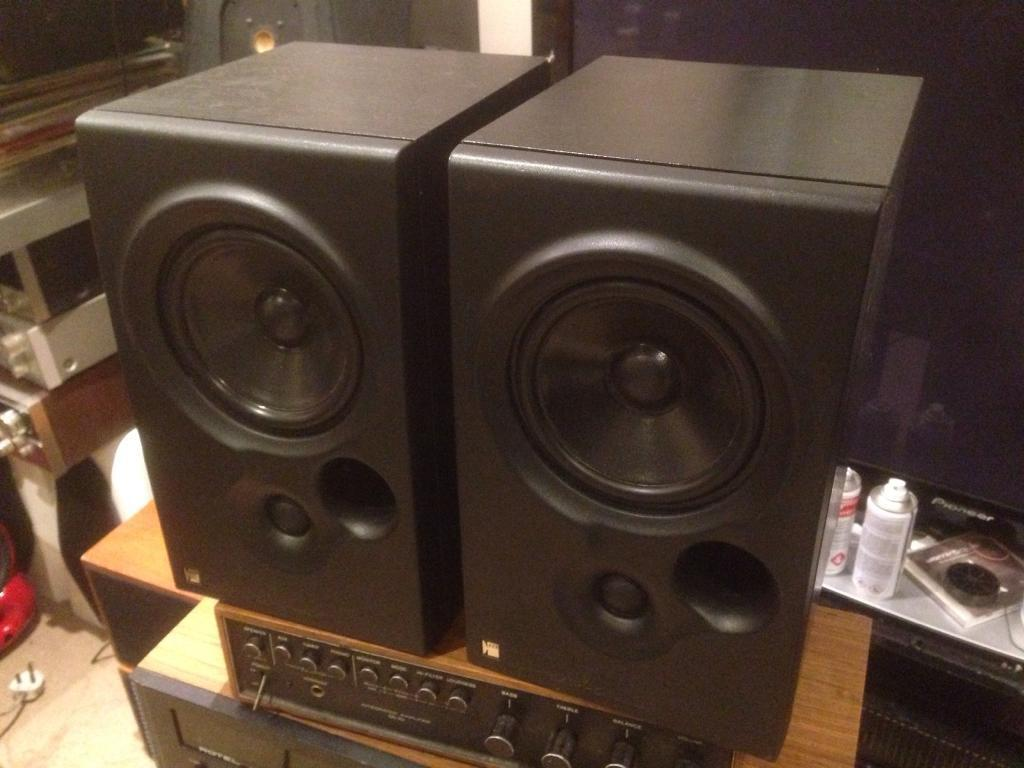 speakers kef model coda 7