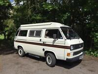SOLD VW T25 Autosleeper 54k miles from new!!