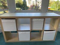 Ikea storage box Kallax