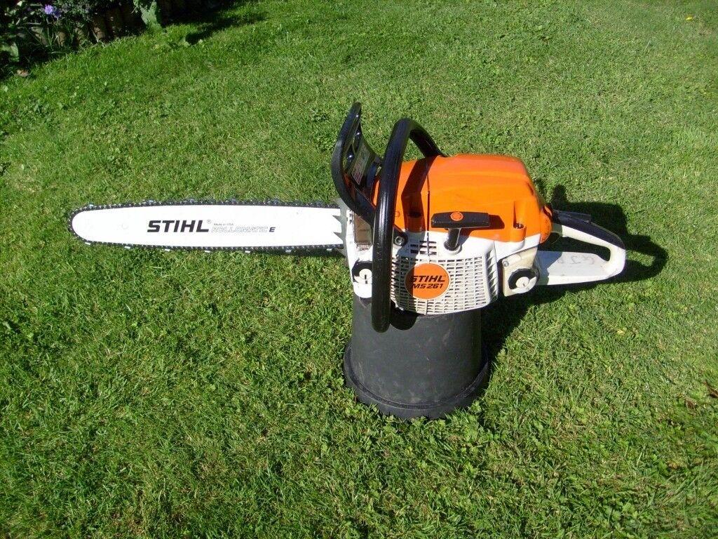5cd86583afa Stihl ms 261 chainsaw