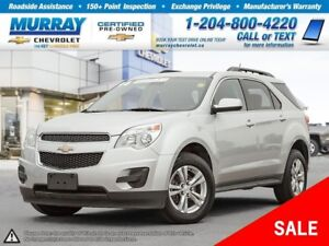 2014 Chevrolet Equinox 1LT *All Wheel Drive, Remote Start, Heate