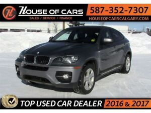 2009 BMW X6 / AWD / Back Up Camera / Sunroof / Leather 35i