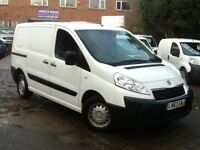 PEUGEOT EXPERT 1.6 HDI - 3 SEATER 1 OWNER TWIN SIDE DOOR. UK DELIVERY !!!