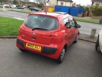 2005 Mitsubishi Colt 1.1cc—11 months mot, excellent runner,cheap insurance & tax,