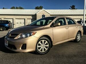 2012 Toyota Corolla HEATED SEATS!