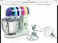 New Boxed Kenwood Kmix Barcelona Stand Mixer