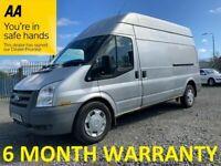Ford, TRANSIT, Panel Van, 2009, Manual, 2402 (cc)