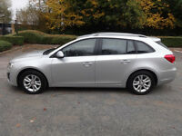 Chevrolet Cruze Lt Auto Petrol 0% FINANCE AVAILABLE