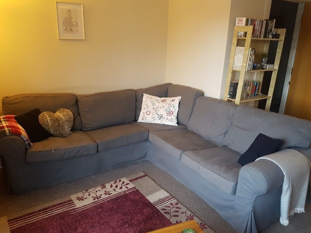 Ecktorp Ikea Corner Sofa Glasgow In West End Glasgow