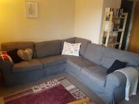 Ecktorp IKEA corner sofa Glasgow