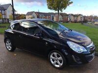 Vauxhall Corsa 1.2 i 16v SXi 3dr 2011 Only 42K miles 12 Months MOT