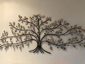 Large tree wall art