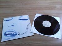 Madonna Erotica album on double vinyl *promo *