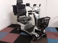 QUINGO VITESS 2 MOBILITY SCOOTER AS NEW only 0.6 miles on clock