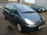 CITROEN XSARA PICASSO 1.6 2006 REG LOW MILES 75K TIMING BELT DONE 65K