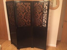 Laura Ashley Decorative Room Divider Screen
