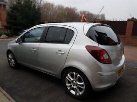 Vauxhall Corsa SXI 1.4 5dr **ENGINE MANAGEMENT LIGHT ON**
