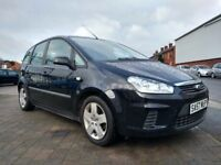 2007 (57 reg), Ford C-Max 1.6 16v Style 5dr MPV, £1,795 p/x welcome