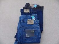 Marks and Spencer Blue Harbour Jeans Brand New