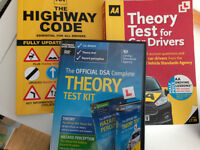 Theory test kit! UK cars driving licence