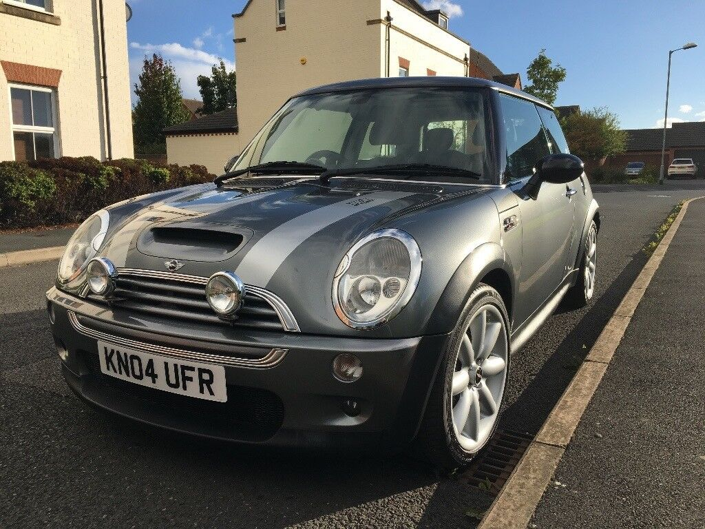 Mini Cooper S Fully Restored Huge Work Done Collectors Car Engine Coolant Tank Leather