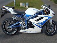 Triumph Daytona 675SE