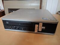 HP DC7900 PC Ultra Slim Desktop including Power Supply (no OS)