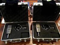 *like new* AKG C414 XLS Condenser Microphone