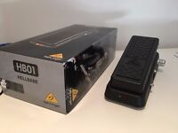 Wah-Wah Pedal - Hellbabe Behringer