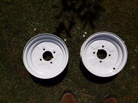 Trailer wheels for sale x2 ,