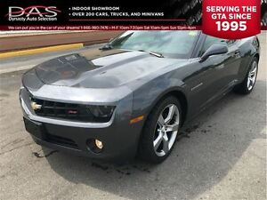 2010 Chevrolet Camaro 2LT RS SPORT LEATHER/SUNROOF