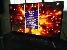 """Samsung 32"""" 2016 FHD flat smart USB TV UE32K5100AK"""