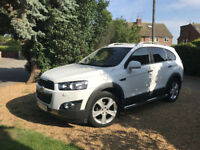 Chevrolet Captiva 2.2 VCDi LTZ AWD, 7 Seaters, Leather AUTO, navigater, Full service, sensor, camera